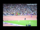 Athletics Men's 4x100m Relay Final Full Replay WR -- London 2012 Olympic Games - World Record HD