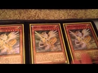 Yugioh Trade Binder Update! Slifer the Sky Dragon, Grand Spellbook Tower, Fire Fist!!!
