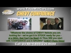 CHEVY CONFIDENCE Tumwater, Mckenna, Ft Lewis, Lacey WA - LOW PRICE CHEVROLET EVENT - 888.226.8688
