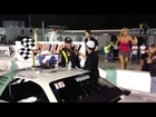 Trevor Noles Victory Lane Interview