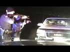 Police Dash Cam Shows WOman Shot Eye By Police