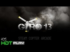 Gyro13 -- Steam Copter Arcade HD - Gameplay HD (iPhone/iPad)