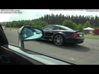 Lamborghini LP570-4 Performante Gallardo vs Mercedes SL65 AMG Black Series