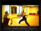 Zumba® Fitness With Joseph Romanoff ( JOJO ) - Ojos Negros (Zin 32 Megamix)