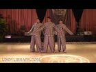 ILHC 2010 - Cabaret - The Dopey Joes (International Lindy Hop Championships 2010)