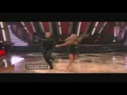 Sabrina Bryan & Mark Ballas Week 1 Cha Cha