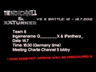 TiendichKill & xXTurner 2vs2 Event Battle release || list #1 || Every week a new one ||