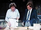 David Letterman - Julia Child