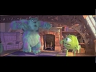 Monsters Inc. 3D - Scaring Tips for Monsters - Only at the Movies January 17 - HD