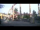 Driving My Car inside Six Flags Park