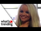 Trisha Paytas on Endorsing Mitt Romney | EXCLUSIVE