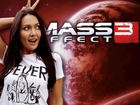 Jessica Chobot is SEXY in Mass Effect 3!!!