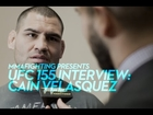 UFC 155: Cain Velasquez Felt Betrayed by Release of Injury Video