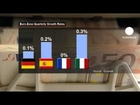 Germany leads euro zone growth slump
