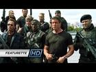 The Expendables 3 (2014) - 'Action on Set' Official Featurette