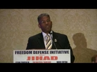 Lt Colonel Allen West's Speech on Jihad and Islam for Freedom Defense Initiative