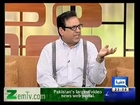 Hasb e Haal 9th March 2013 (09-03-2013) On Dunya News With Azizi & Najia Comedy Talk Show Part 3/5