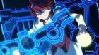 Gundam Build Fighters Sei and Reiji VS the Crimson Coment