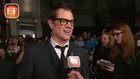 Knoxville Talks Wedgies at 'Bad Grandpa' Premiere