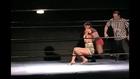 Preveiw of WFW Female Wrestling Sleeper Hold Compilation.