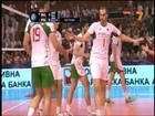 Bulgaria - Poland 13.07.2013 World League volleyball 1/3