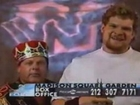 WWF Live Event News-Jerry The King Lawler & Isaac Yankem DDS Promo