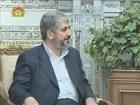 Mahmoud Ahmadinejad  rencontre Khaled Mechaal