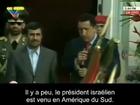Hugo Chavez  Mahmoud Ahmadinejad