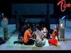 Aarti Agarwal Beating Brahmanandam Comedy Scene  From Nenunnanu