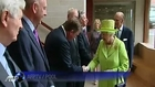 Queen in historic handshake with ex-IRA commander